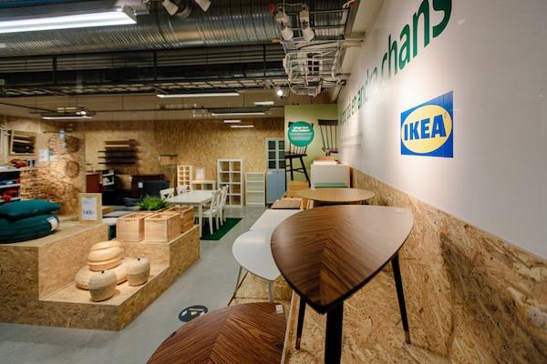 IKEA Second Hand Eskilstuna - bild initfrån butiken