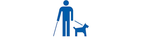 IKEA Service animals and rest points icon