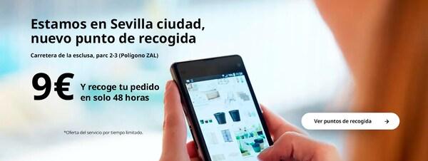 IKEA Sevilla más cerca de ti