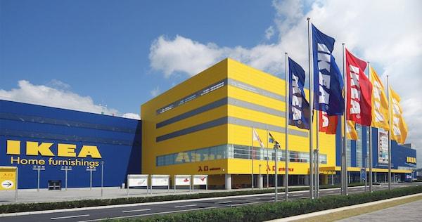 IKEA神戸外観