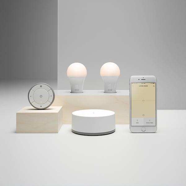 IKEA Smart Home  Beleuchtungs-Sets