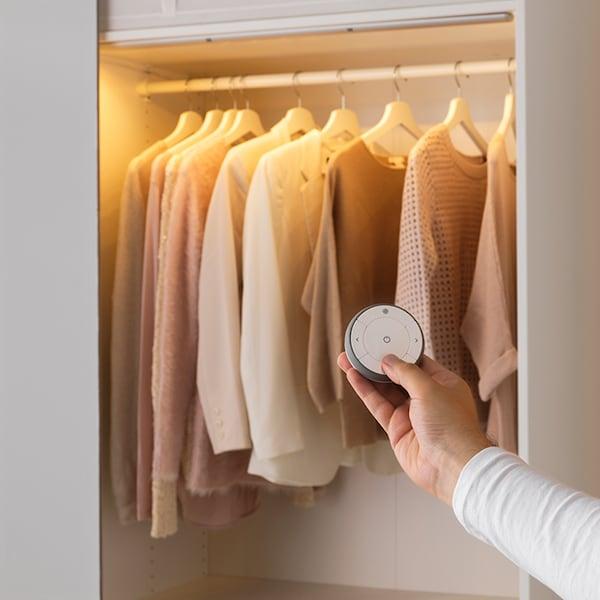 IKEA Smart Home Fernbedienung als Steuergerät für das Licht