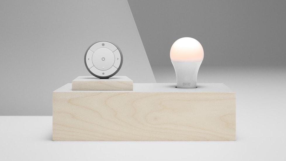 ikea lampen tradfri ohne fernbedienung