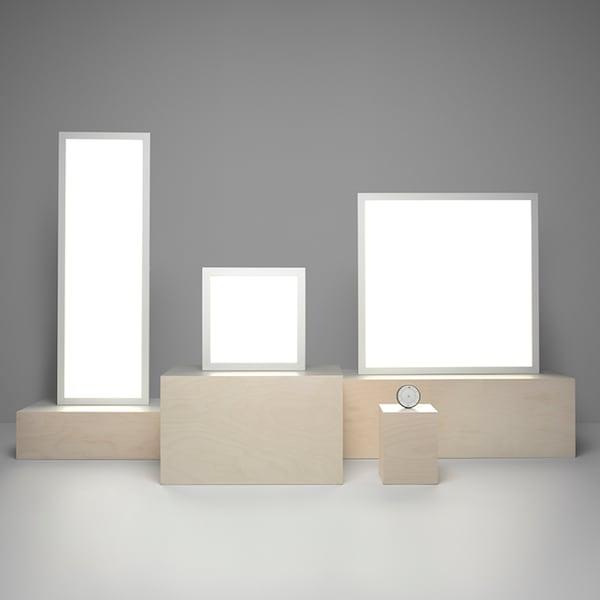 IKEA Smart Home LED-Lichtpaneele und Türen