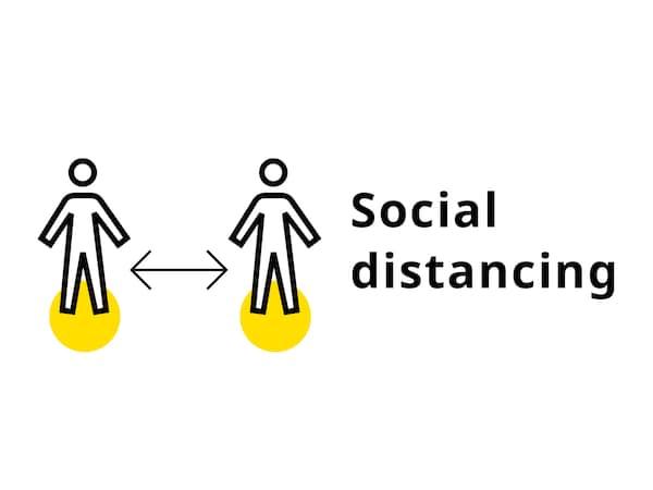 IKEA social distancing