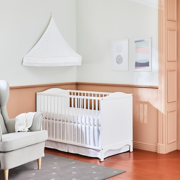 IKEA SOLGUL Babywiege