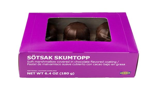 IKEA sťahuje z predaja cukrovinky SÖTSAK SKUMTOPP