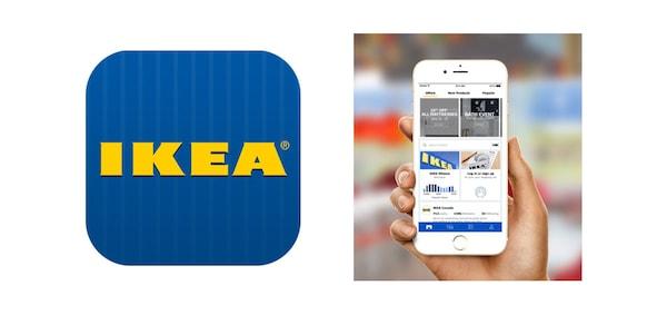Smartphone Apps Ikea