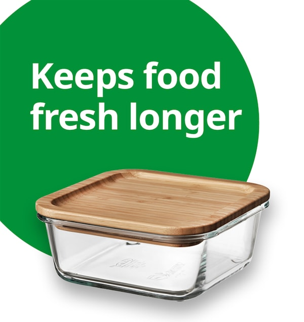 IKEA sustainability food waste storage