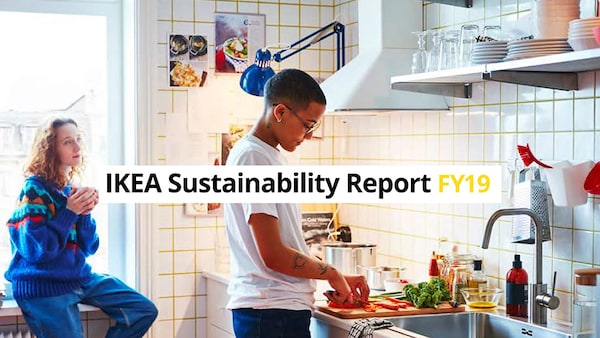Ikea Sustainability Report 19 Header