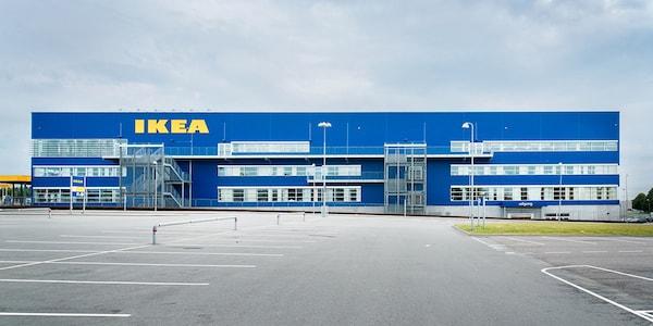 IKEA Taastrup varehuset