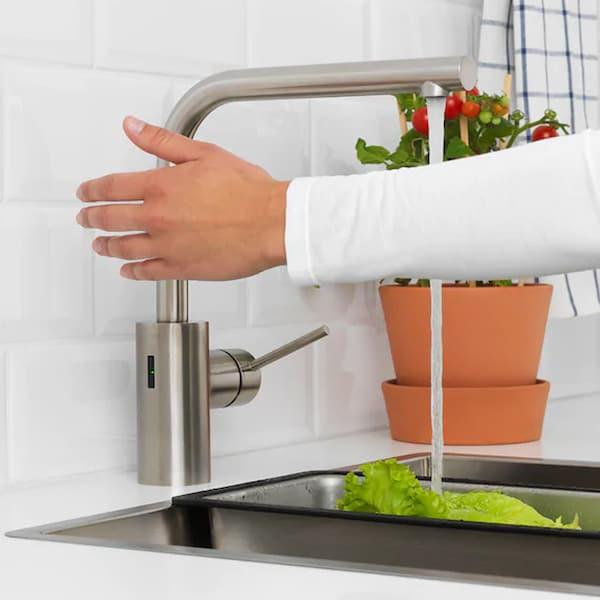 IKEA TÄMNAREN Mischbatterie für die Küchenspüle mit Sensor