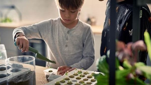 IKEA takes sustainable living to a new level with new commitments to become people and planet positive by 2030