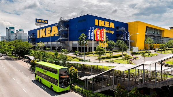 IKEA Tampines store