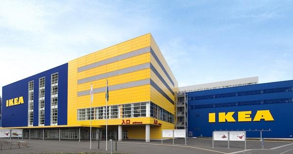 IKEA Tokyo-Bay外観