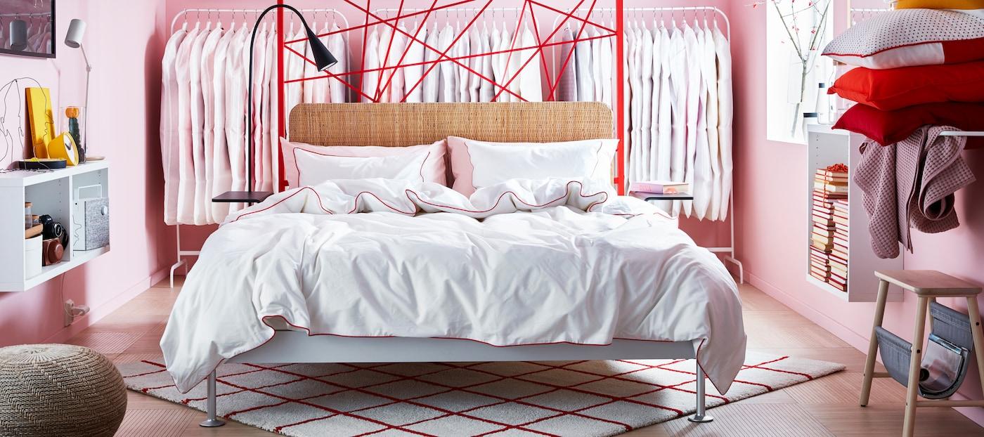 IKEA und Tom Dixon Delaktig Bett Design