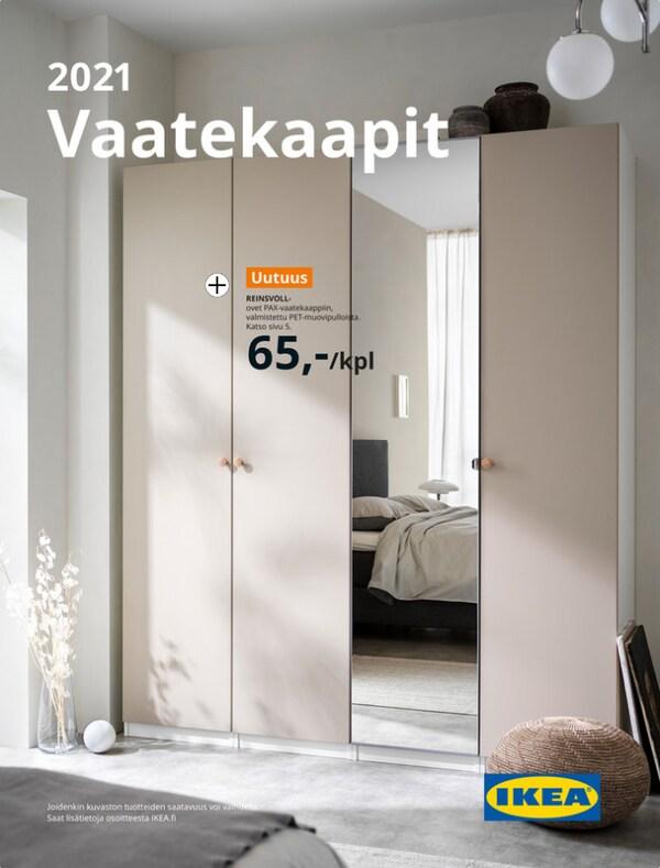IKEA-vaatekaappikuvaston kansi