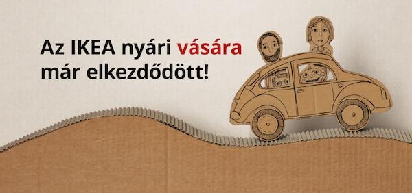 IKEA vasár.