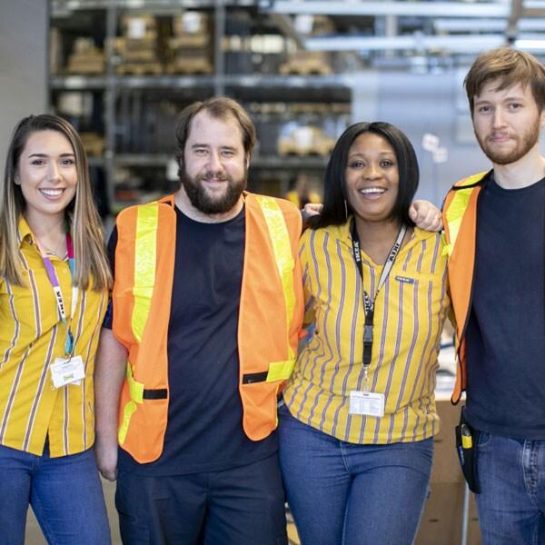 IKEA vastuullisin työnantaja 2021