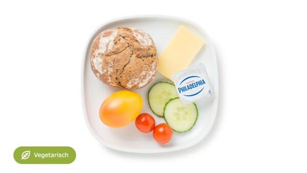 IKEA Vegetarisches Frühstück