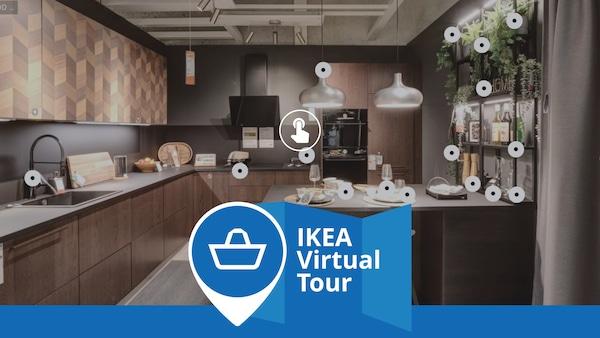 IKEA Virtual Tour cucine