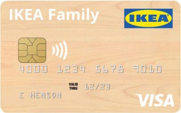 IKEA Visa Credit Card