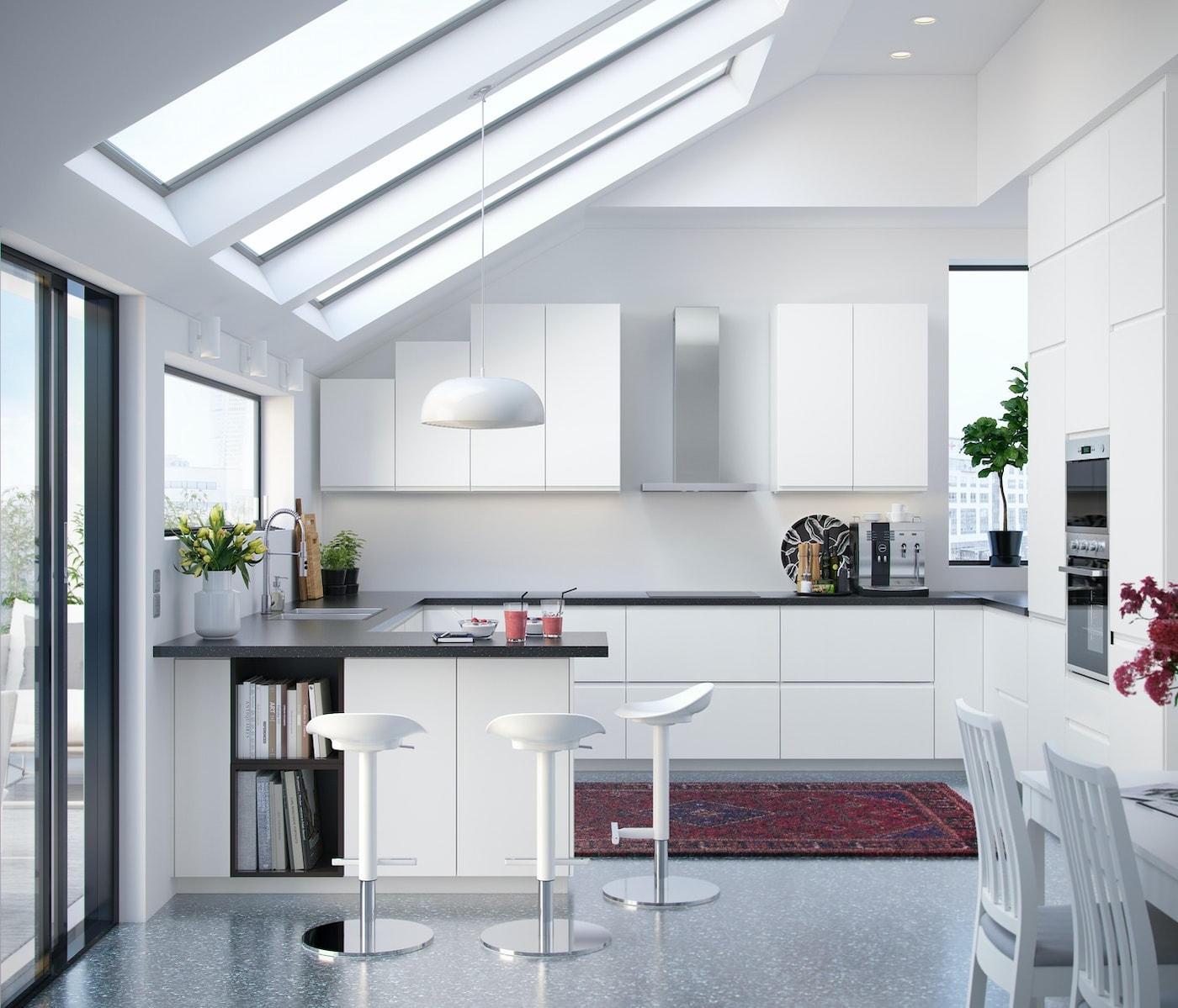 IKEA VOXTORP kitchen