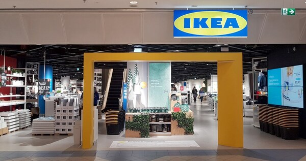 IKEA w Blue City