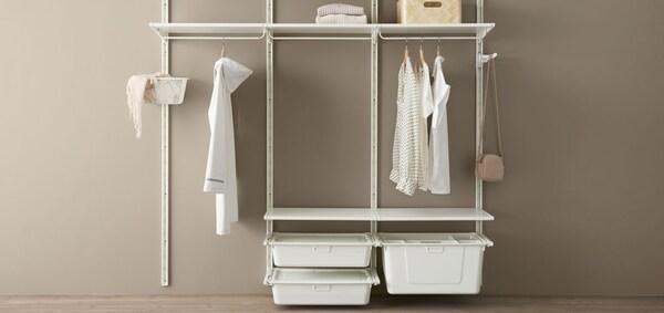 Ikea Waschküche ALGOT