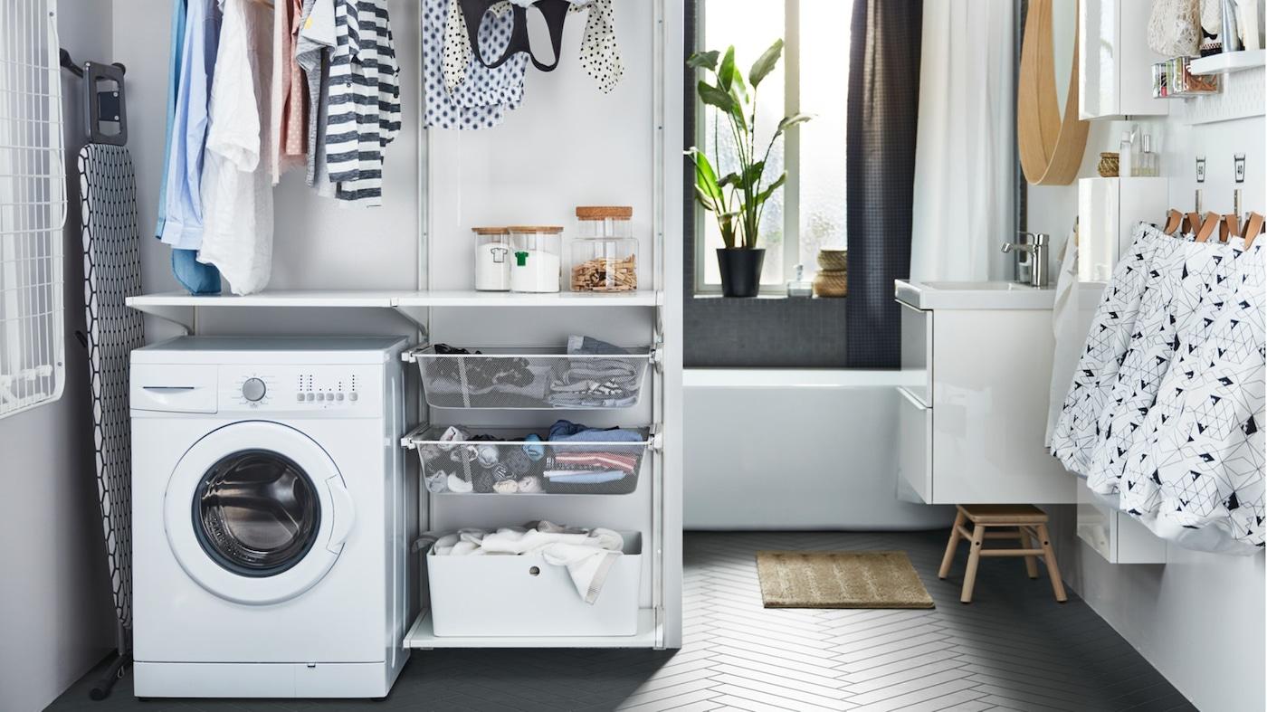 IKEA Waschküche