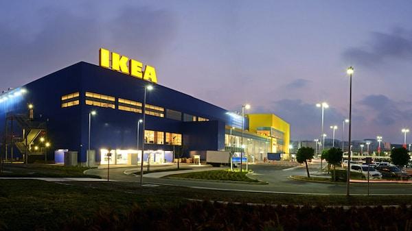 IKEA winkels gesloten