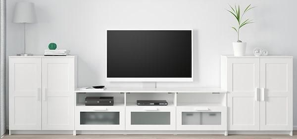 IKEA Wohnzimmer Serie, BRIMNES Wohnzimmerserie