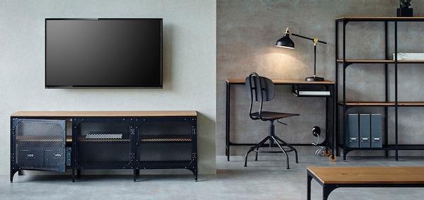 IKEA Wohnzimmer Serie, FJÄLLBO Serie