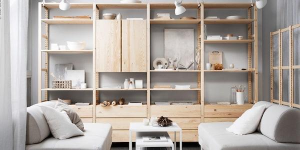 IKEA Wohnzimmer Serie, IVAR Serie