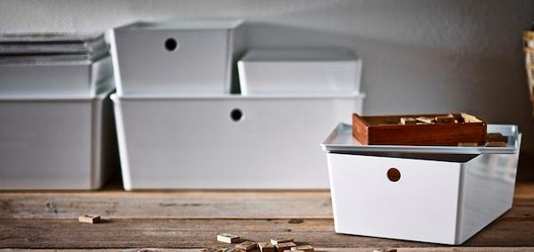 IKEA Wohnzimmer Serie, KUGGIS Serie