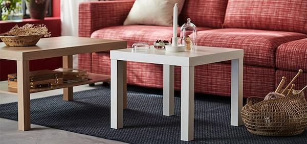 IKEA Wohnzimmer Serie, LACK Serie