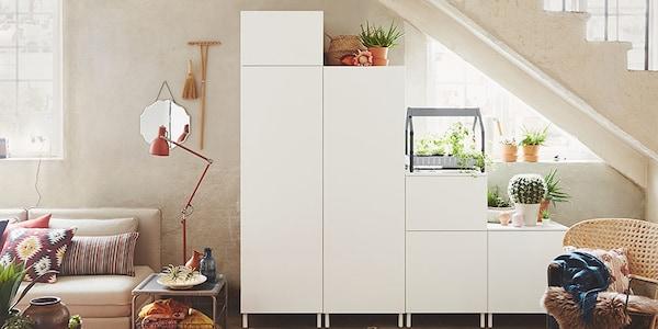 IKEA Wohnzimmer Serie, PLATSA Serie