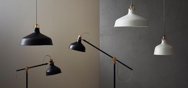 IKEA Wohnzimmer Serie, RANARP Serie