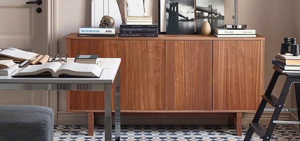 IKEA Wohnzimmer Serie, STOCKHOLM Kollektion