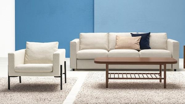 IKEA Wohnzimmer VIMLE Sofa