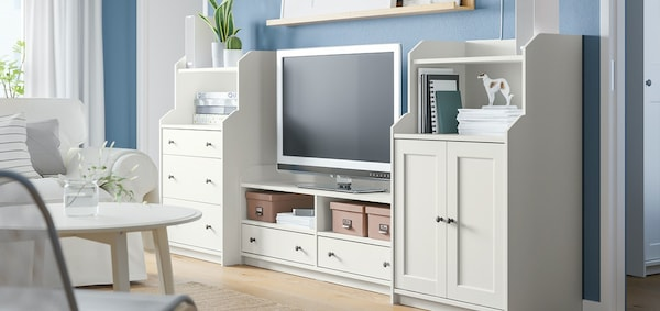 IKEA Wohnzimmerserie HAUGA