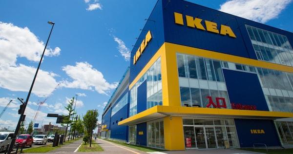 IKEA仙台外観