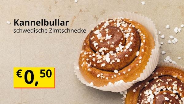 IKEA Zimtschnecken