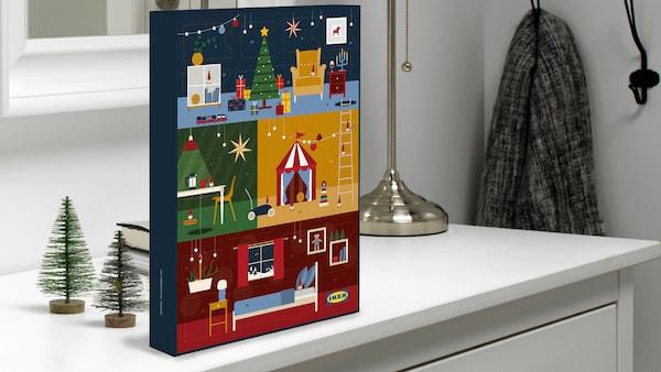 Il Calendario dell'Avvento e applicazione IKEA