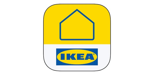 Il logo IKEA Home Smart per l'app IKEA Home Smart