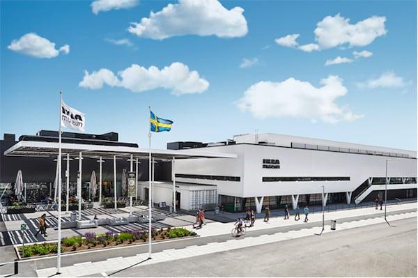 """Il Museo IKEA in Svezia offre uno sguardo sul passato e sul futuro di IKEA con la mostra """"IKEA 75th Anniversary""""."""
