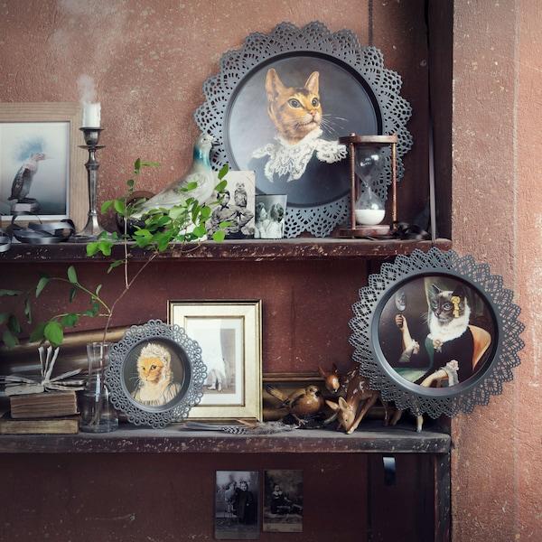 Decorazioni eclettiche ikea for Ikea decorazioni