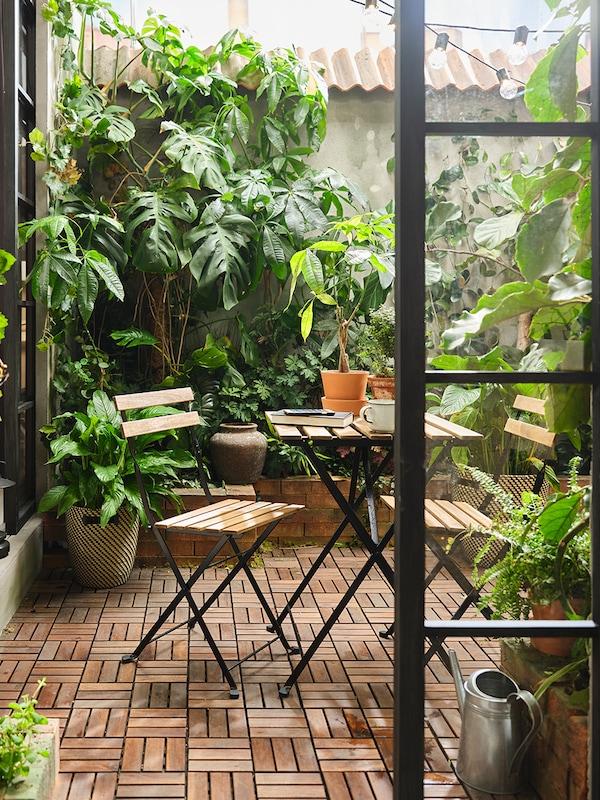 Il tuo nuovo spazio all'aperto sul balcone o terrazzo a €71