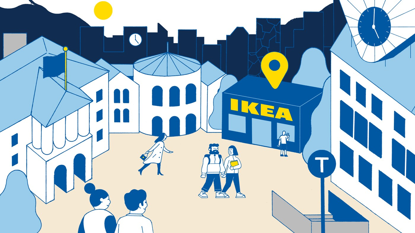 Poser og bager til oppbevaring og frakt IKEA