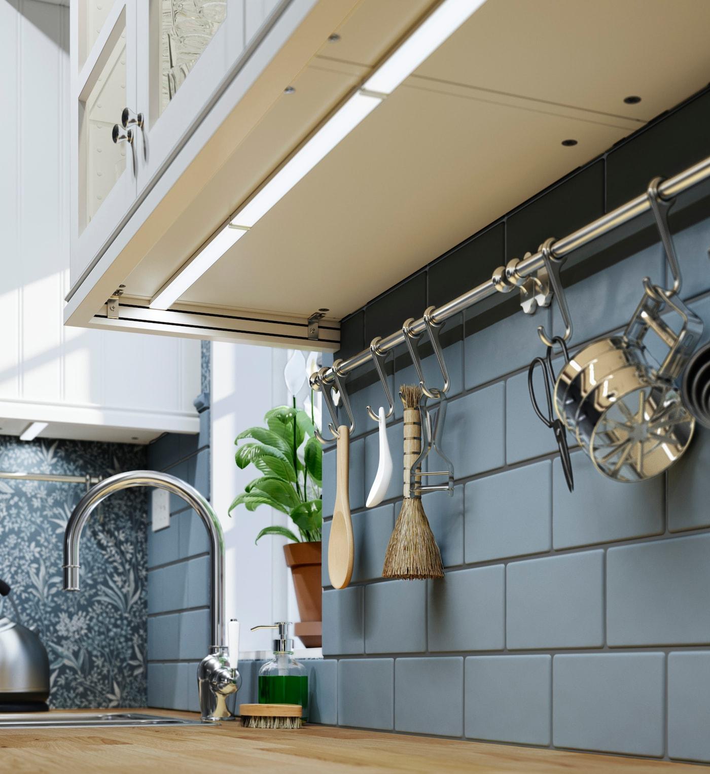 bombillas para campana de cocina ikea